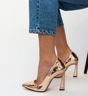 Pantofi Gasil Aurii 2