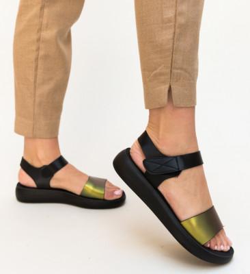 Sandale Emyr Aurii