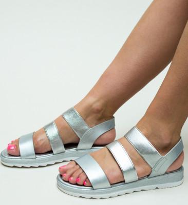 Sandale Pago Argintii