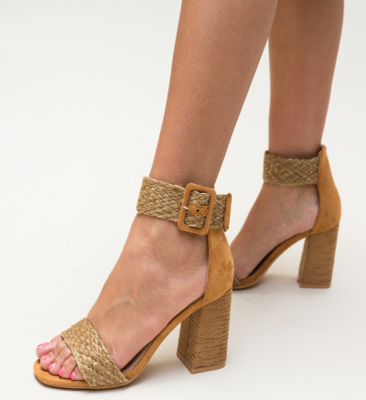 Sandale Rotti Camel