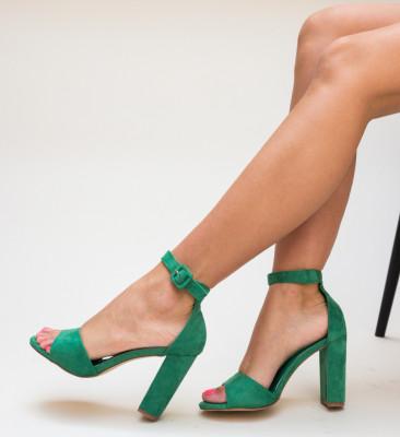 Sandale Galia Verzi