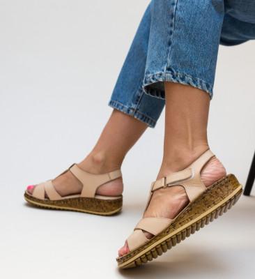 Sandale Ciocos Bej