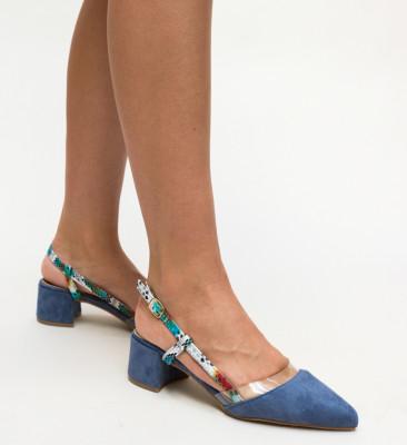 Pantofi Conall Albastri