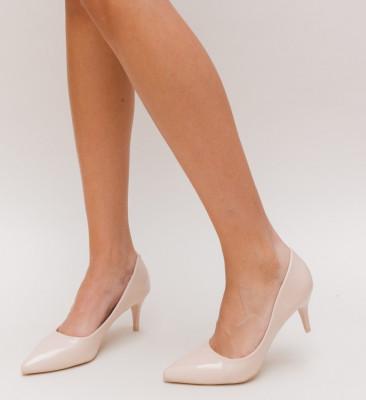 Pantofi Aida Bej 2