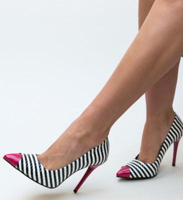 Pantofi Belasy Rosii