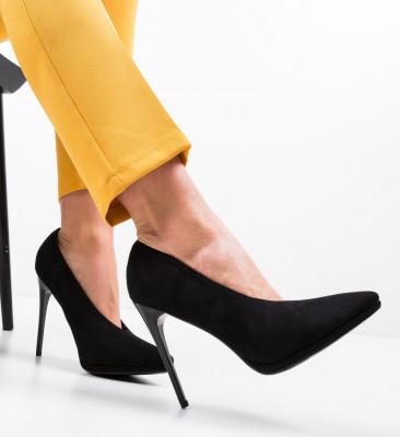 Pantofi Berna Negri