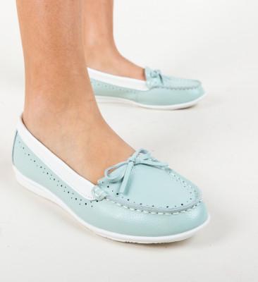 Pantofi Bordo Blue
