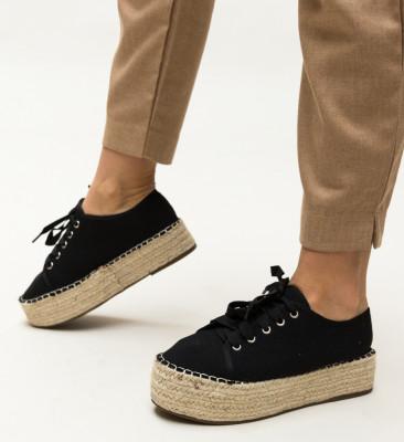 Pantofi Casual Aldred Negri