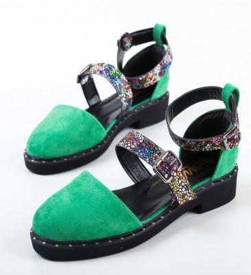 Pantofi Casual Bestaja Verzi