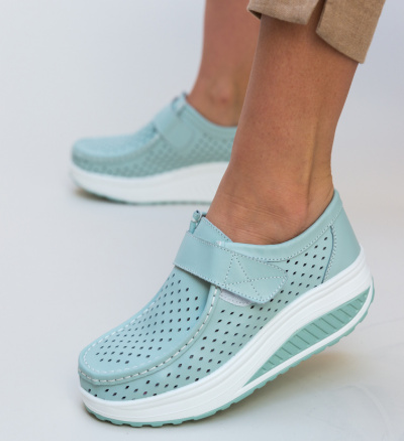 Pantofi Casual Bozta Albastri