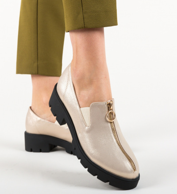 Pantofi Casual Bryant Aurii