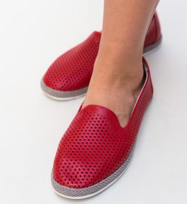 Pantofi Casual Cioline Rosii