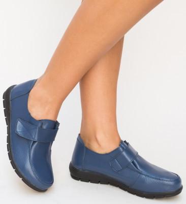 Pantofi Casual Eriso Bleumarin