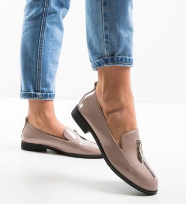Pantofi Casual Felio Roz