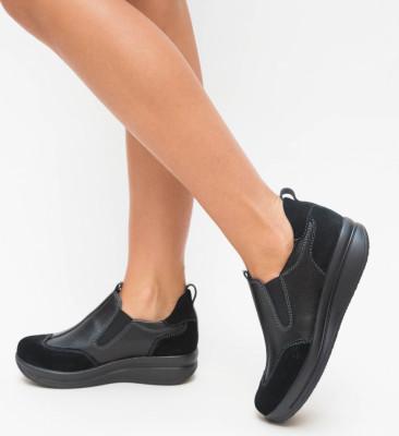 Pantofi Casual Forst Negri 2