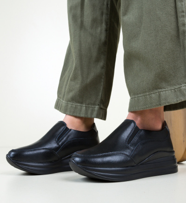 Pantofi Casual Gemma Negri