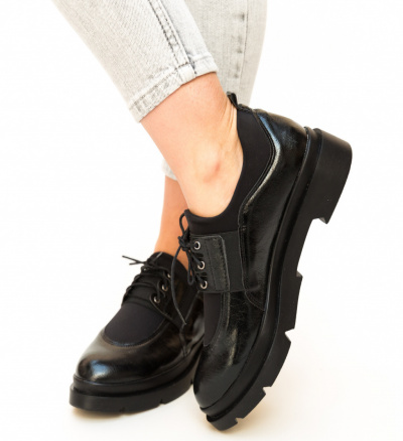 Pantofi Casual Heimer Negri
