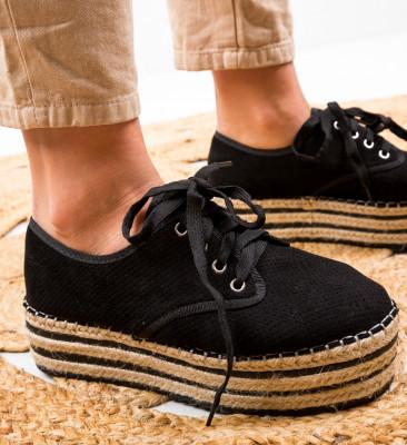 Pantofi Casual Jamelia Negri