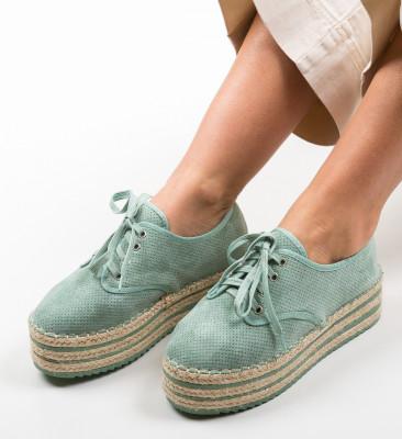 Pantofi Casual Jamelia Verzi