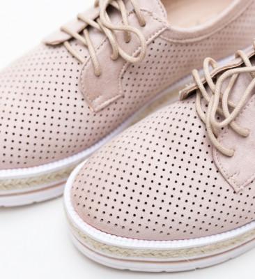 Pantofi Casual Ker Bej