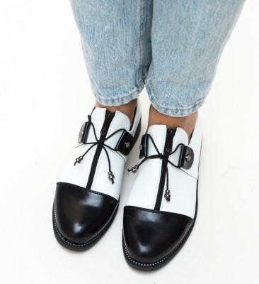 Pantofi Casual Lina Albi