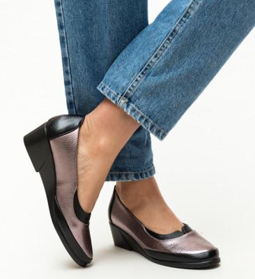 Pantofi Casual Lya Gri