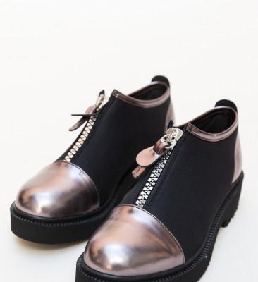 Pantofi Casual Malaco Gri