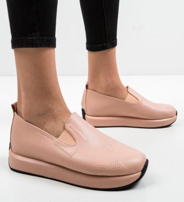Pantofi Casual Malter Roz
