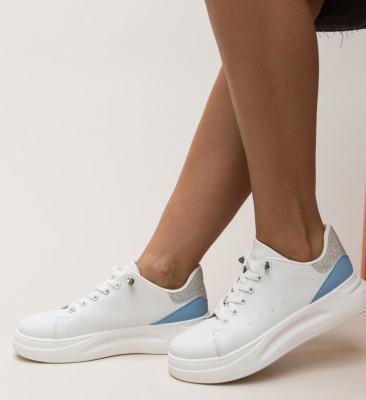 Pantofi Casual Mona Albastri