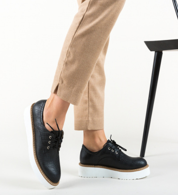 Pantofi Casual Pruto Negri