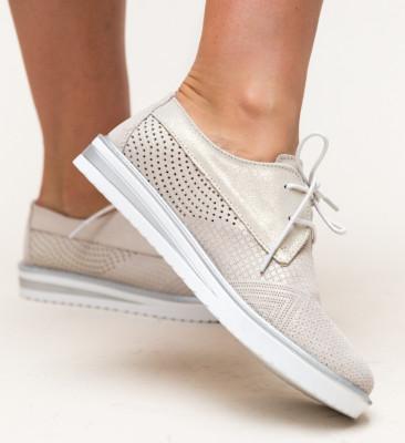 Pantofi Casual Roko Bej