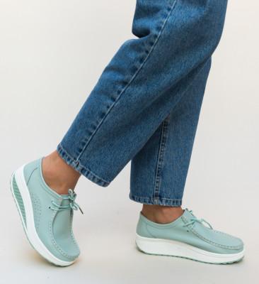 Pantofi Casual Roly Turcoaz