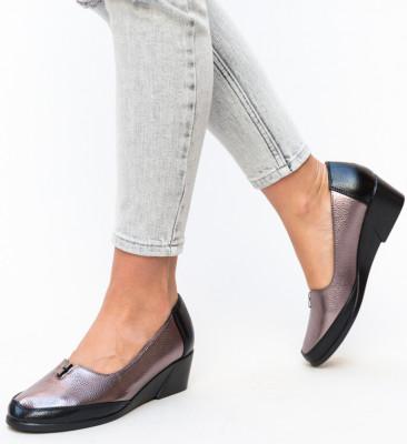 Pantofi Casual Sabiha Gri