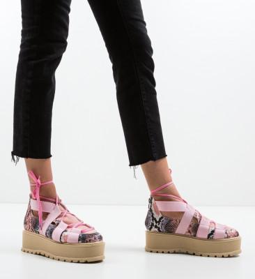 Pantofi Casual Sesane Roz