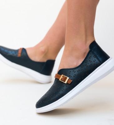 Pantofi Casual Vicez Bleumarin