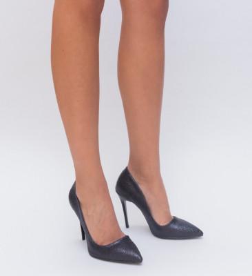 Pantofi Cleoma Negri 3