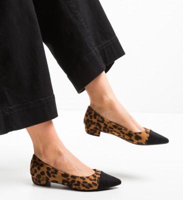 Pantofi Cohe Leopard