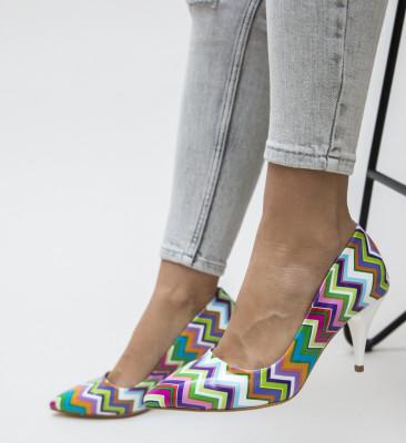 Pantofi Crunch Multi