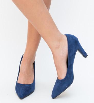 Pantofi Erba Albastri