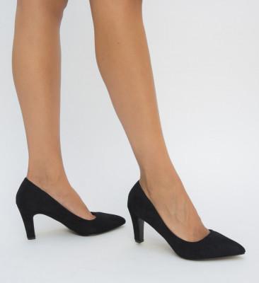 Pantofi Erba Negri