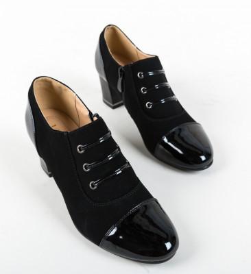 Pantofi Fahad Negri