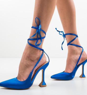 Pantofi Freja Albastri