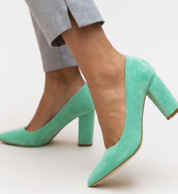 Pantofi Genta Verzi