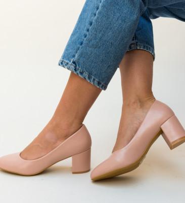 Pantofi Hummer Roz