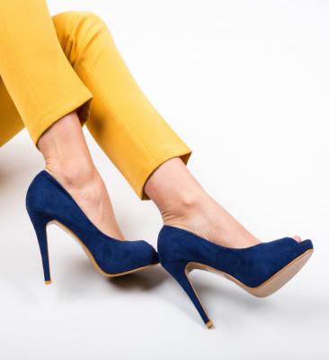 Pantofi Jayce Bleumarin