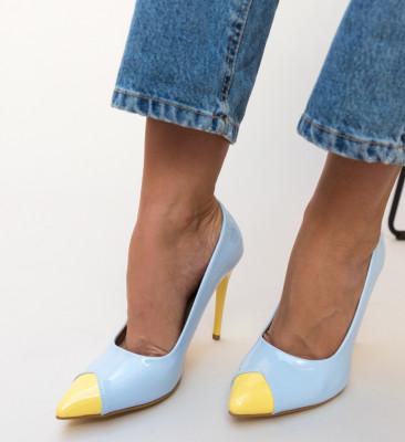 Pantofi Samara Albastri