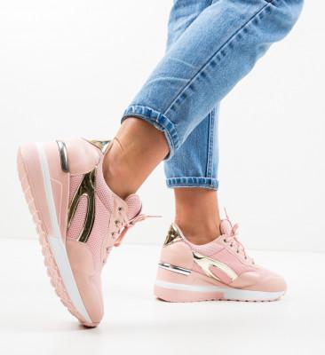 Pantofi Sport Bareja Roz