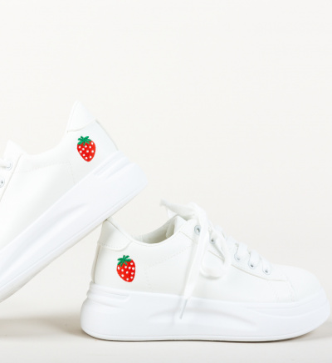 Pantofi Sport Cajul Albi