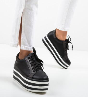 Pantofi Sport Conce Negri