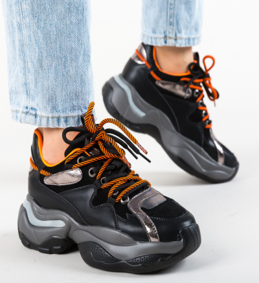 Pantofi Sport Denzel Negri 3